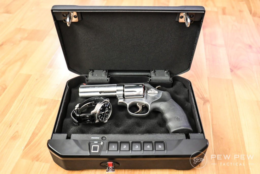 VT20i with S&W 686+ 4-inch