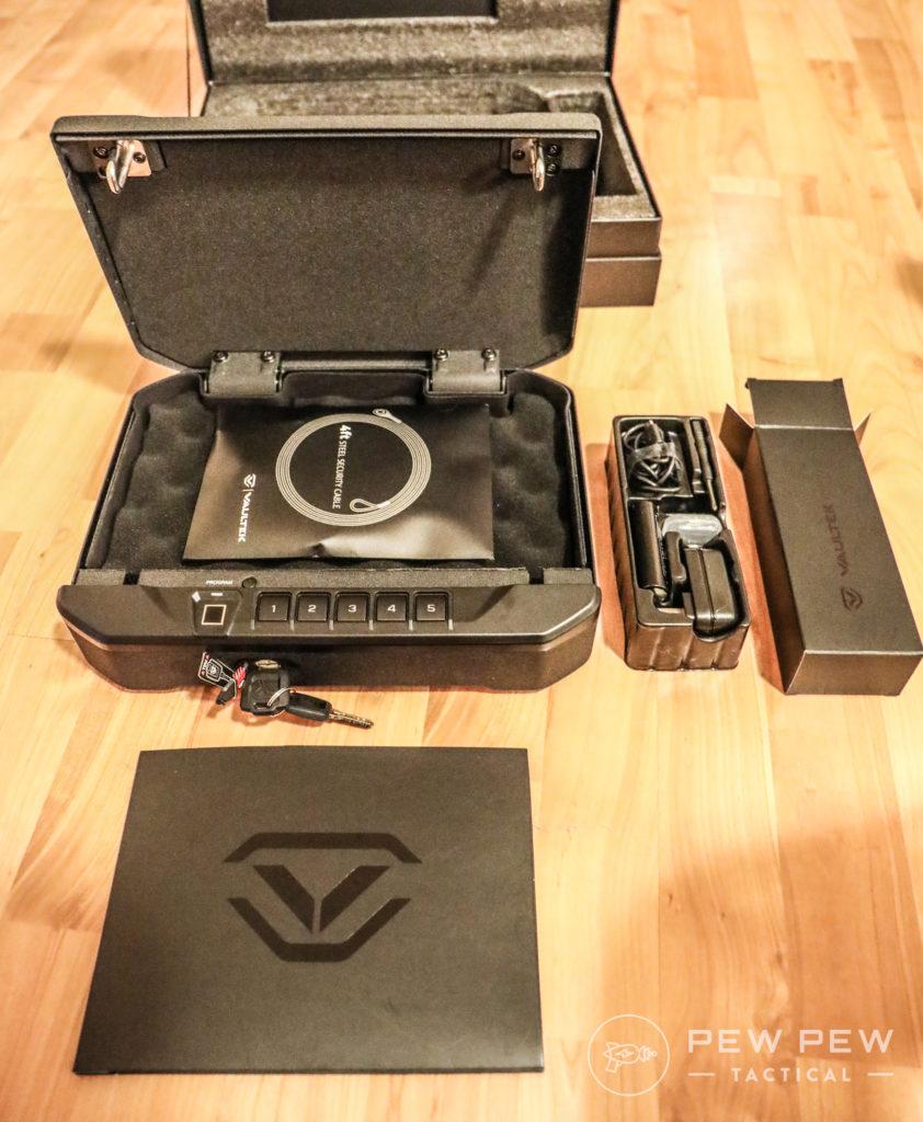 Vaultek Accessories