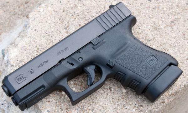 glock 30 profile