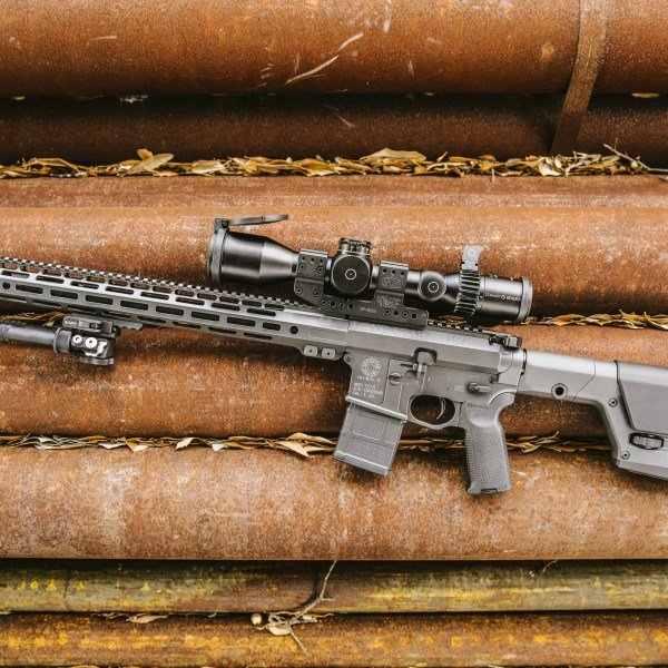 lone star armory precision rifle