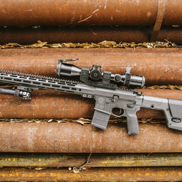 lone star armory precision rifle