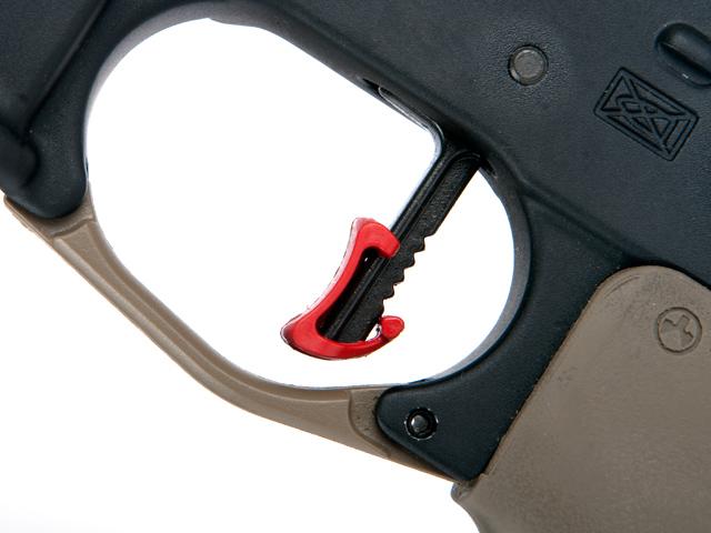 three gun trigger