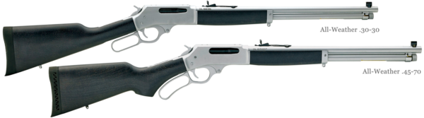 Henry Large Caliber All-Weather Lever Action Rifles