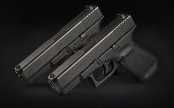 G17 (left) and G19 (right)