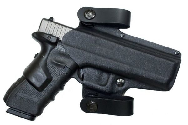 Galco Doubletime Holster for Glock 17