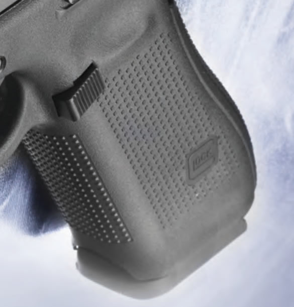 Glock Gen5 Grip Close Up