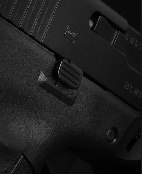 Glock Gen5 Slide Close Up