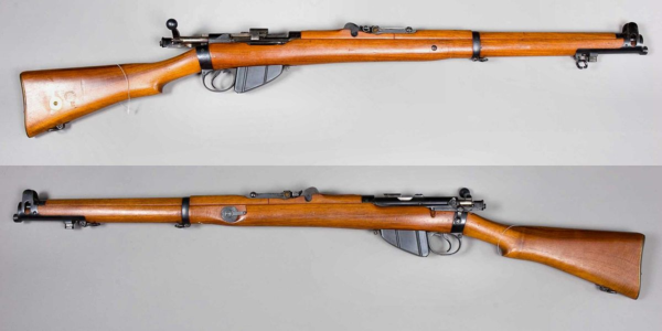 Lee-Enfield Rifle