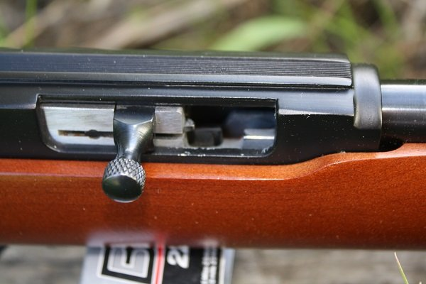 Marlin Model 60 with Open Bolt