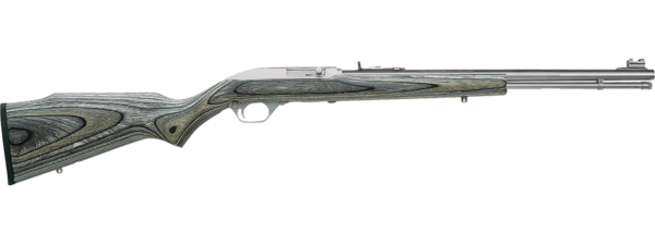 Marlin Model 60SS with Silver Wood Finish