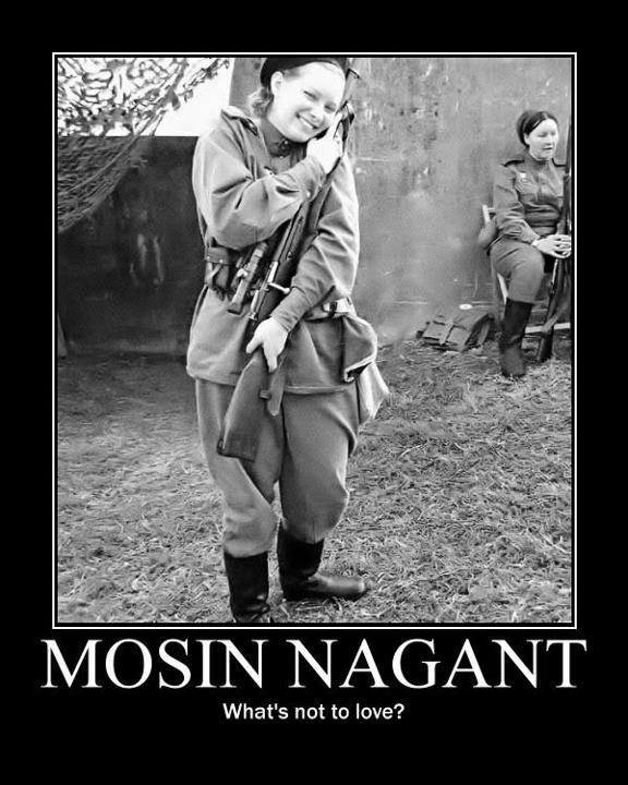 Mosin Nagant Meme