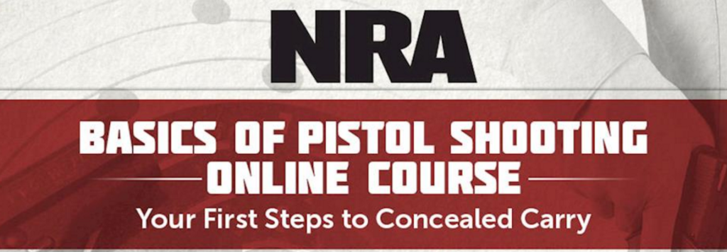 NRA Basics of Pistol