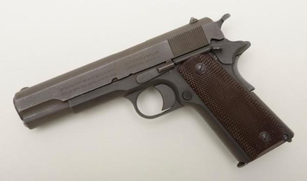 World War II Colt M1911