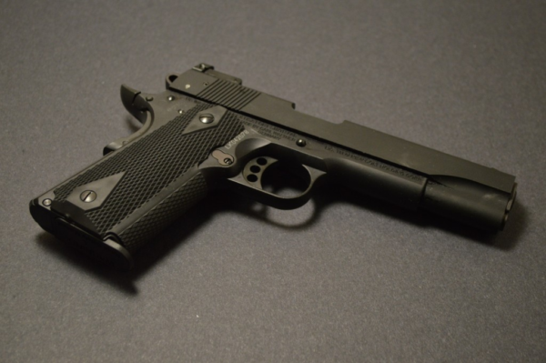 Colt M1911 .22 Caliber from Walther