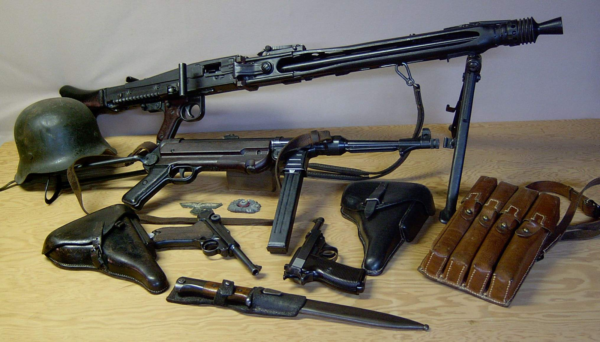 The Coolest Guns From WWII (That You Can Still Buy) - Pew ...