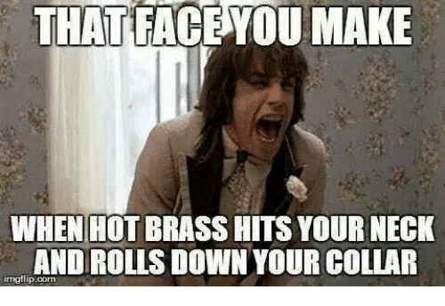 brass in face meme