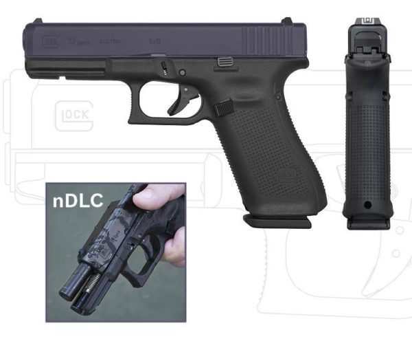 nDLC Glock Finish