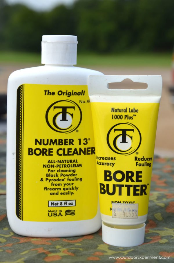 thompson center bore cleaner and lubricant