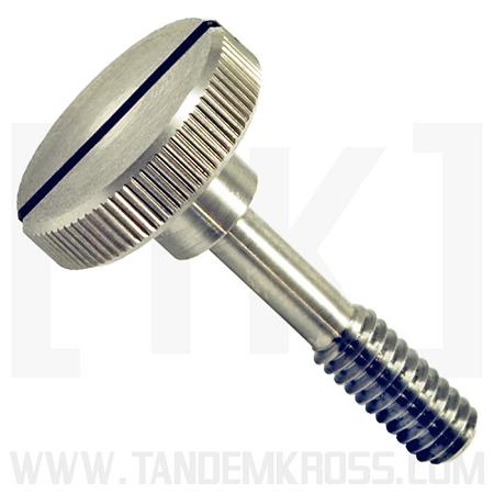 Titanium Takedown Knob