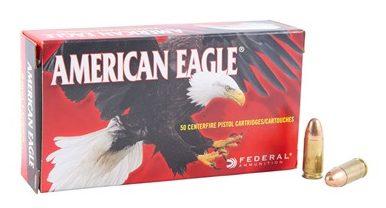 American Eagle 9mm 115 gr