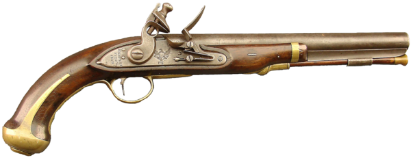 Antique Flintlock Pistol