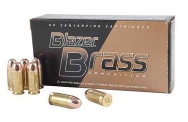 Blazer Brass .45 ACP 230 gr