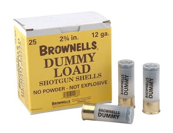Brownells 12g Dummy Rounds