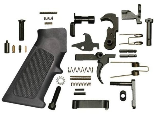 Bushmaster AR 15 Lower Parts Kit