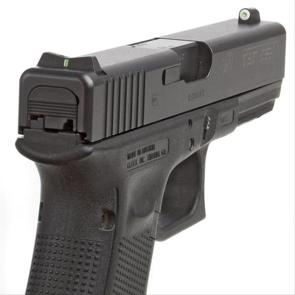 DXT Big Dot by XS Sights on Glock 19