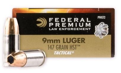 Federal HST 9mm 147 gr