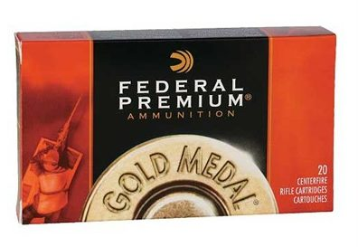Federal Gold Match 69 gr