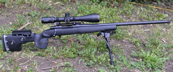 Howa Precision Bolt Action Rifle
