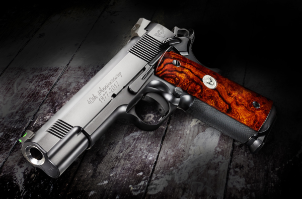 Limited Edition Wilson Combat Commemorative 40th Anniversary CQB Elite