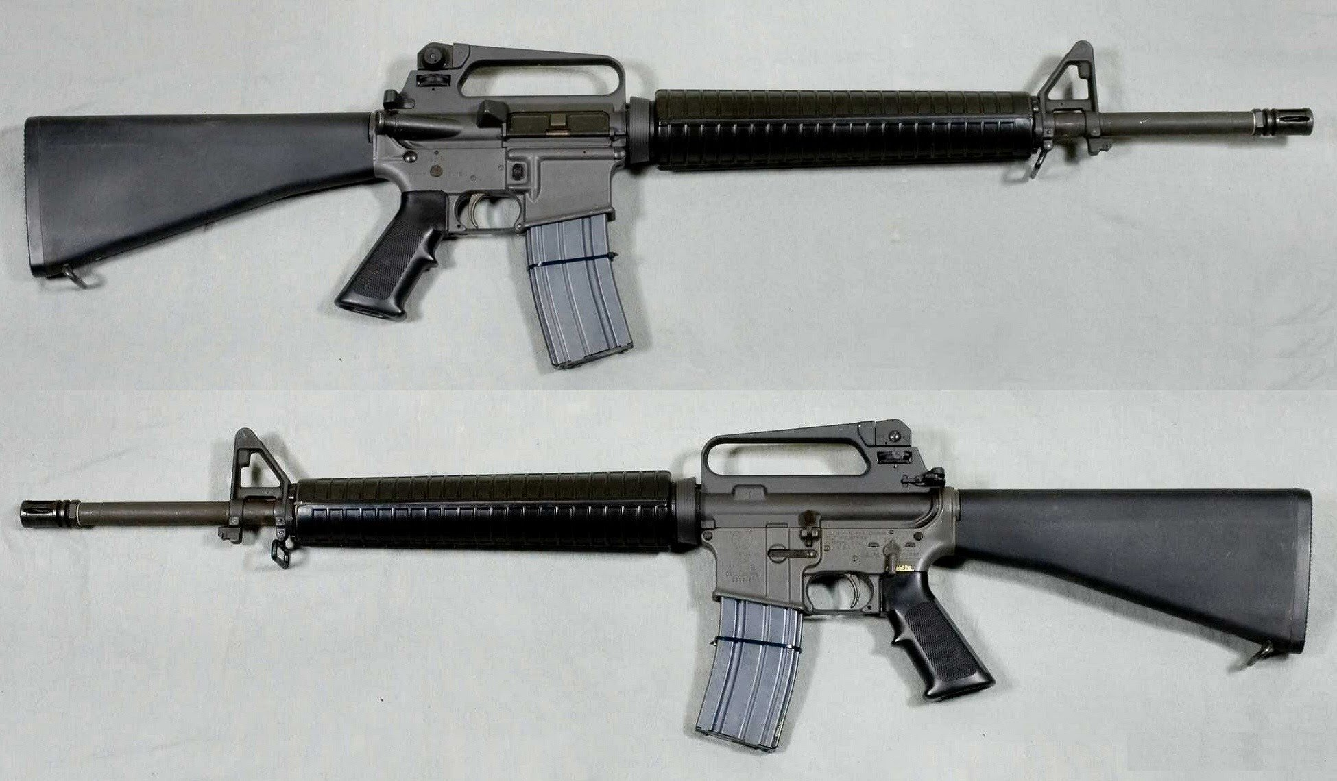 Guide Building The Perfect M16a2 Clone Pew Pew Tactical