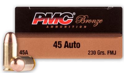 PMC .45 ACP 230 gr