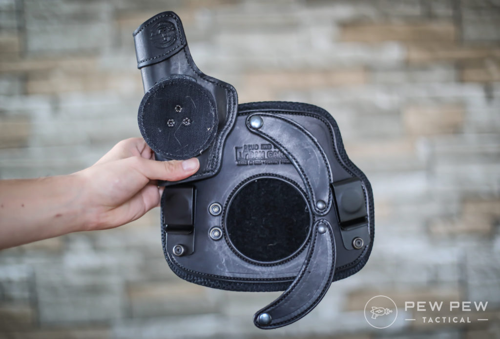 Revo Gun Shell and IWB Holster