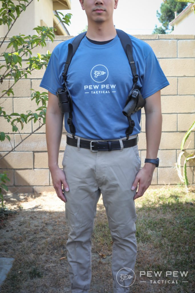 Revo Shoulder Holster