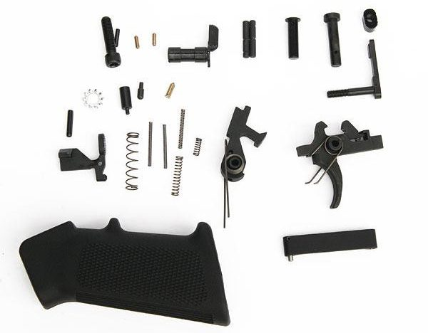 Rock River Arms AR-15 National Match 2-Stage Trigger and Lower Parts Kit
