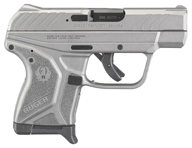 Ruger LCP II in Silver