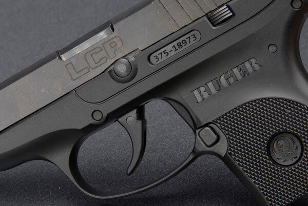 Ruger LCP Trigger