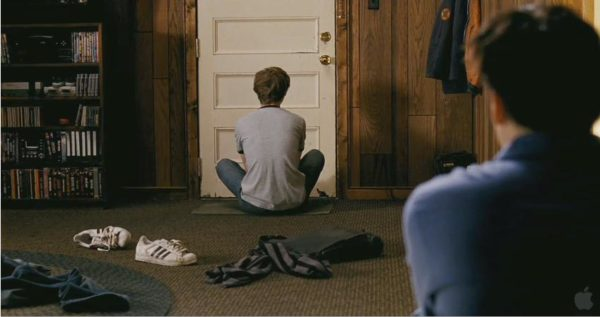 Scott Pilgrim waiting for mail
