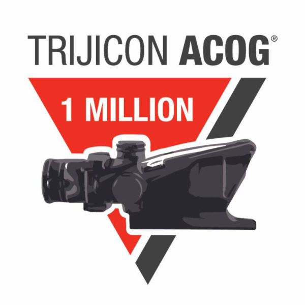 Trijicon ACOG 1 Million Logo