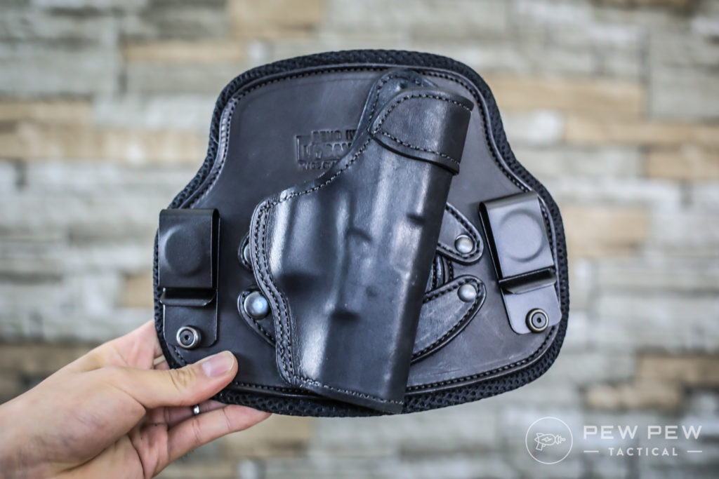 Urban Carry Revo IWB with Glock 19