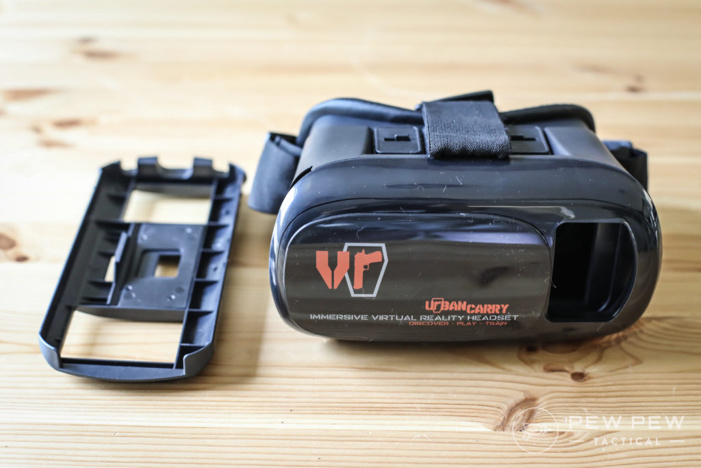 Urban Carry VR System