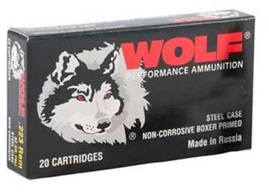 Wolf .223 Polyformance 55 gr