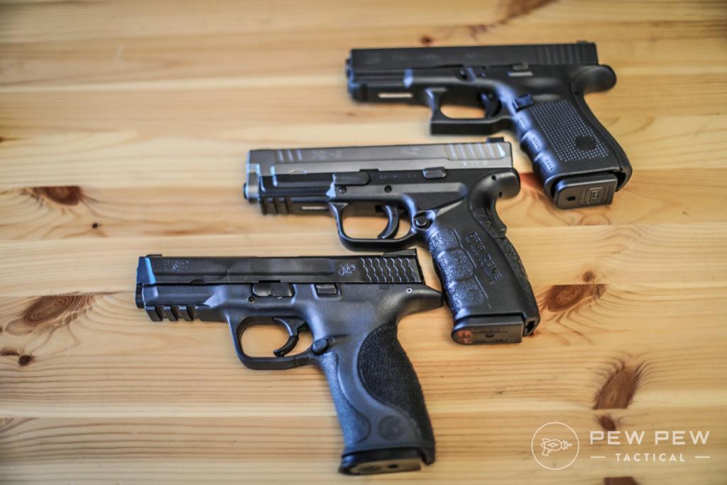 3 CCW Guns