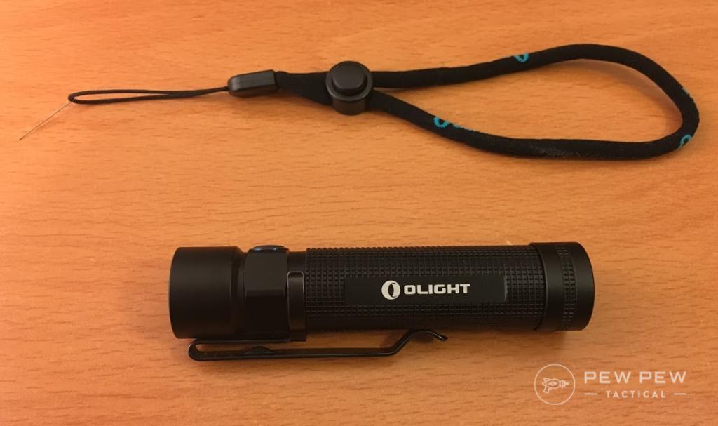 Olight S2 & Accessories
