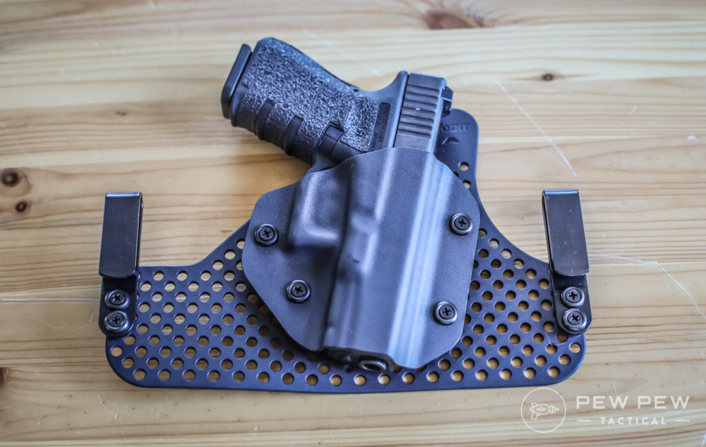 Matchpoint G19 Holster, Front