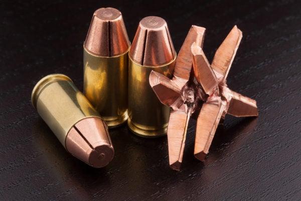 380 ACP gimmick ammo