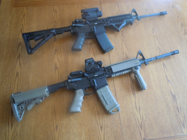 Assault Weapons under California Law